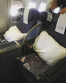 Flying P.S. On United Airlines