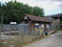 Upper Halliford stn building.JPG