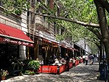 Internet Cafe New York Upper West Side