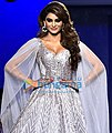 Urvashi Rautela and others walk the ramp as show stoppers at Lakme Fashion Week 2019 Day 5 (cropped).jpg