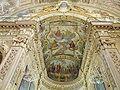 Uscio-chiesa sant'ambrogio-soffitto.JPG