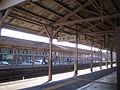 Ushikubo Station (platform).jpg