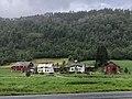Utsikt mot Tvinnevegen og Tvinno fra Strandavegen (E16) i Voss kommune.jpg