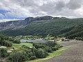 Utsikt mot Vangsmjøse og Øye i Vang i Valdres.jpg