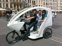 Eco-friendly, fun travel