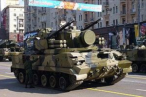 "9k22 Tunguska-M  ""Тунгуска "" Классификация Зенитный пушечно-ракетный комплекс Боевая масса, т 34 1 Экипаж, чел."