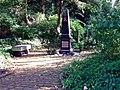 VIII. Ort des Gedenkens auf dem Bergfriedhof Heidelberg für alle die ihre Freunde und Angehörigen durch Aids verloren haben .JPG