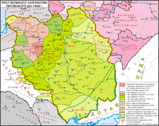 Battle of Blue Waters Battle between Lithuania and the Golden Horde