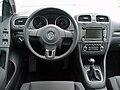 VW Golf VI 1.4 TSI 160PS Comfortline Reflexsilber Interieur.JPG