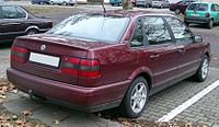 VW Passat rear 20071204.jpg