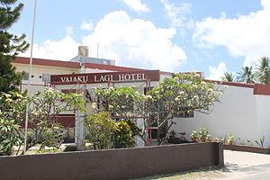 Fongafale - Vaiaku Lagi Hotel