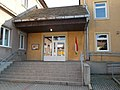 Vak Bottyán elementary school. Listed ID 17912. Entrance. - Simontornya.JPG