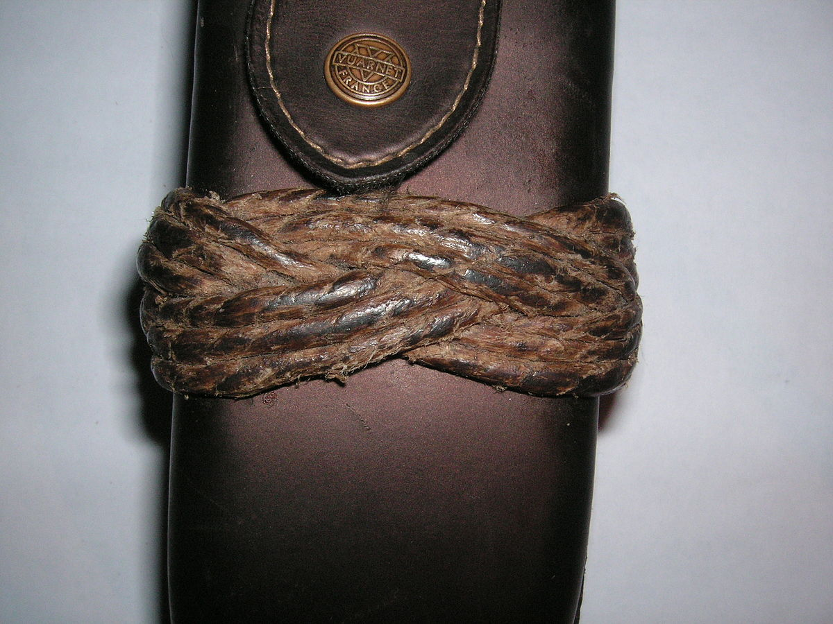 Turks Head Knot Wikipedia Water Bowline How To Tie A Boating Knots
