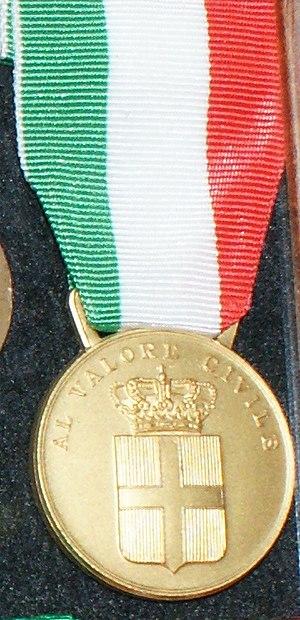 Medal of the Presidency of the Italian Republic - Medal of the Presidency of the Italian Republic