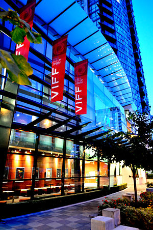 Vancouver International Film Festival - Opened in 2005, the Vancouver International Film Centre is the main office of the festival and also one of its venues.