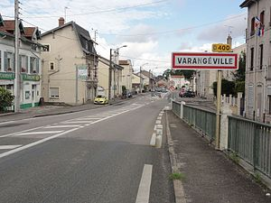 Varangéville (M-et-M) city limit sign.jpg