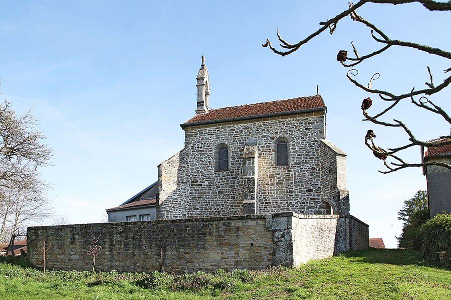 Chapelle Saint-Gengoulph à Varennes-sur-Amance