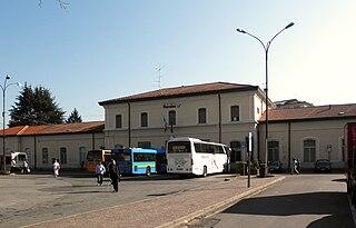 Varese railway station