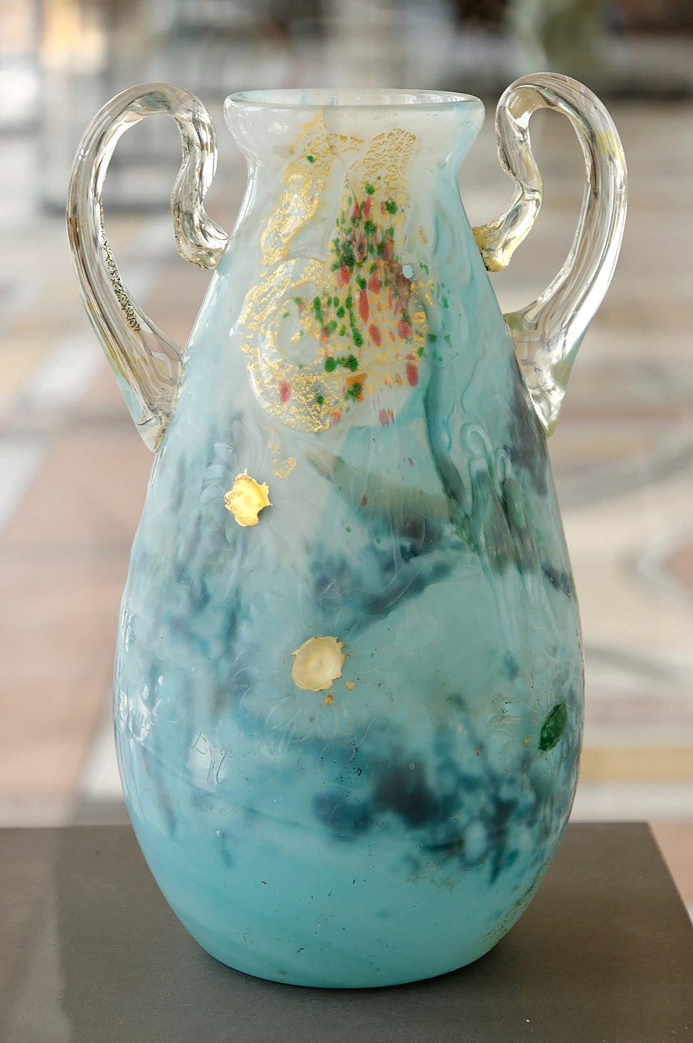 Vase Marguerite Gallé Petit Palais OGAL00553 n1