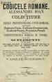Vasile Boerescu - Codicele de procedura criminale - (In P. St. Decret. la 11 Noem. 1864; prom. la 2 Decem. 1864.).pdf