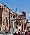 Venezia Chiesa di Santi Giovanni e Paolo Südseite 3.jpg