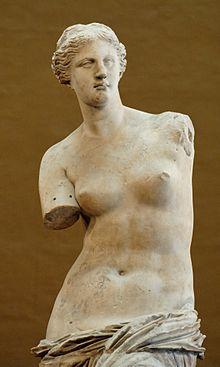 Αφροδίτη (μυθολογία) - Βικιπαίδεια