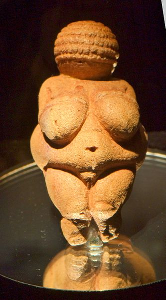 File:Venus of Willendorf frontview.jpg