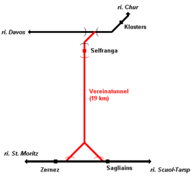 ⇒ Voir la carte du tunnel ⇐