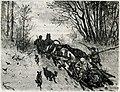 Viartańnie z palavańnia na miadźviedzia. Вяртаньне з паляваньня на мядзьведзя (1882).jpg