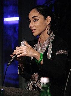 Shirin Neshat Iranian artist, film director and photographer