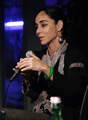 Shirin Neshat - Neshat at the Viennale 2009