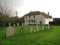 View across churchyard - geograph.org.uk - 1075368.jpg