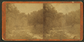 View of a rocky creek bed, by Joseph A. Maybin.png