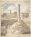 View of the Roman Forum, unexcavated MET DP800736.jpg