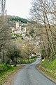 View of town of Belcastel 03.jpg