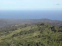 View towards Lore area from Iliomar-Uatu kerbau Road, Lautem, Timor-Leste (8 Apr 2003).jpg