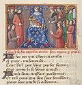 Vigiles de Charles VII, fol. 13v, Audience de Charles VII.jpg