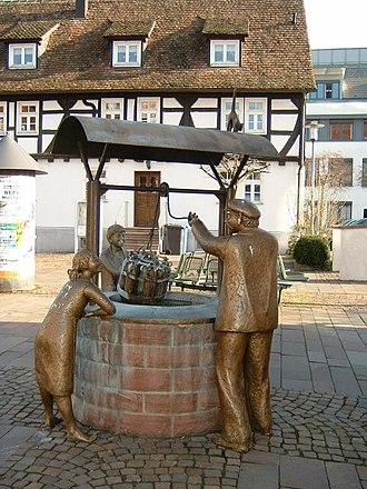 Bad Vilbel - Image: Vilbel März 07 018