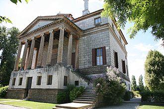 "Andrea Palladio - Villa Foscari ""La Malcontenta"", 1550–60"