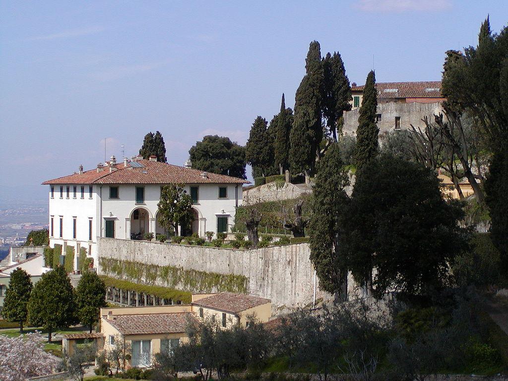 Villa Medici a Fiesole 1