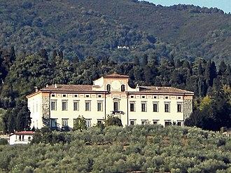 Montemurlo - Villa del Barone in Bagnolo di Sopra.