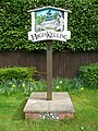Village Sign - geograph.org.uk - 1269176.jpg