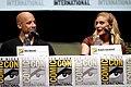 Vin Diesel & Katee Sackhoff (2).jpg
