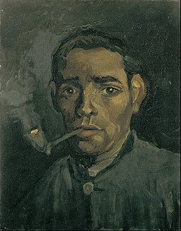 Vincent van Gogh - Head of a man - Google Art Project