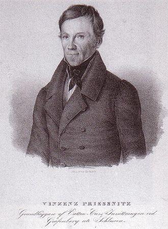 Vincenz Priessnitz - Vincenz Priessnitz