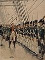 Visite de Napoléon à Cherbourg - Gloires maritimes n°12.jpg