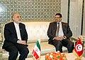 Visite de travail du Ministre des Affaires Etrangères de la République Islamique d'Iran (6963020236).jpg
