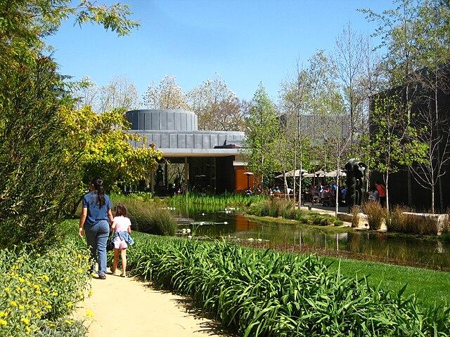 Pasadena and Environs