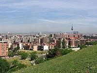 Vista de Madrid desde el sureste 01.jpg