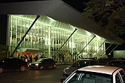 Marechal Rondon International Airport in Cuiabá.